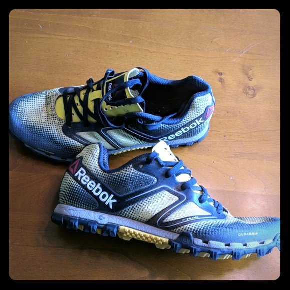 Reebok Shoes Trail Running Poshmark